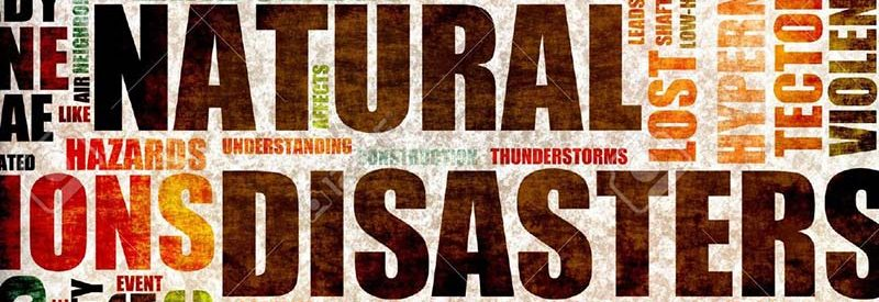 natural disaster ภัยธรรมชาติน่ารู้