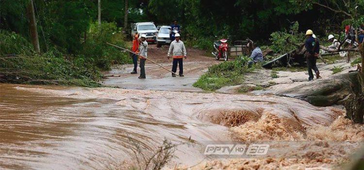 ภัยธรรมชาติในประเทศไทย 'ทางน้ำ' ในอดีตที่สร้างความเสียหายอย่างมากมาย